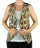 virblatt chaleco hippie como ropa bohemia y chaleco boho top como estilo hippie chic y ropa étnica de virblatt – Verdreht CFL