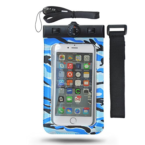 H2NO Dry Bag best waterproof bag cum case for iphone 6 and 6S
