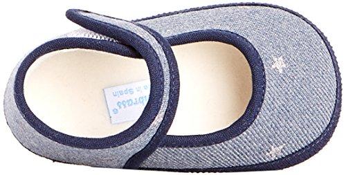 Cambrass Cambrass567, chaussures premiers pas mixte enfant Bleu (Navy)
