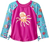 Hatley Girls Rash Guard – Fun Fish – Paréo – Fille