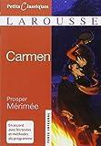 Petits Classiques Larousse: Carmen: Lektüre. Ungekürzter Text - Prosper Mérimée