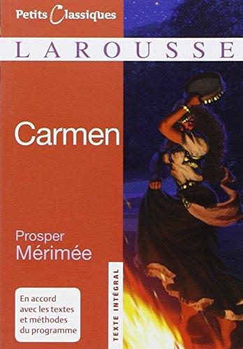 Carmen par Prosper Mérimée