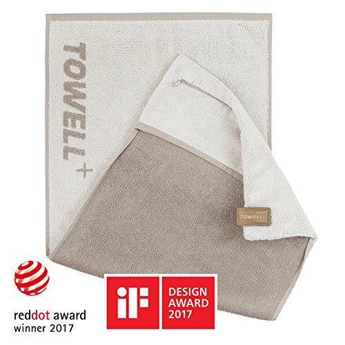 STRYVE-Towell-Plus-Handtuch-mit-Tasche-und-Magnetclip-Bekannt-aus-Die-Hhle-Der-Lwen-Sporthandtuch