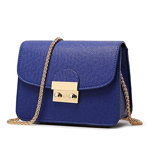 fanhappygo - Borse a spalla donna blu