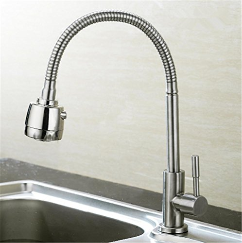 kitchen-stainless-steel-faucet-single-cold-water-304-lead-free-vegetable-faucet-silver