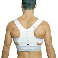 Bella Power Magnetische Schulterbandage Rücken Schulter Haltungs Korrektur Unisex Einstellbar Größe XL preisvergleich bei billige-tabletten.eu