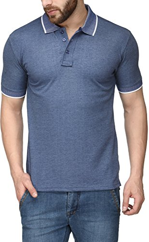 Spark-Mens-Premium-Rich-Cotton-Polo-T-shirt