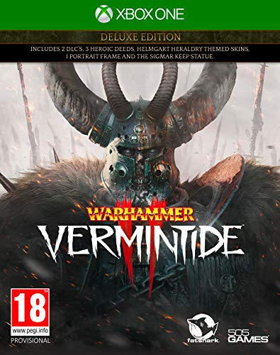 Warhammer Vermintide 2 Deluxe Edition (Xbox One) Best Price and Cheapest