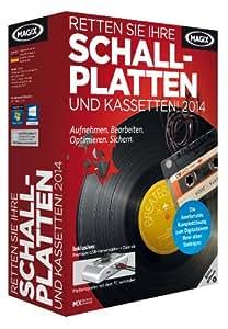 Magix Retten Sie Ihre Schallplatten und Kassetten! 2014