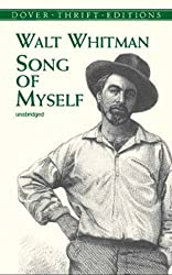 Song of Myself (Dover Thrift Editions) by Walt Whitman (2003-03-28)