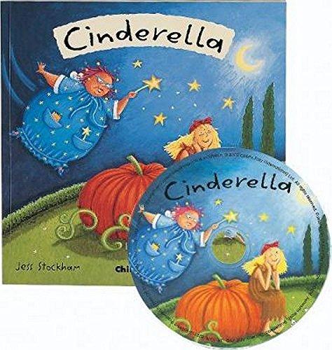 Cinderella (Flip-Up Fairy Tales)