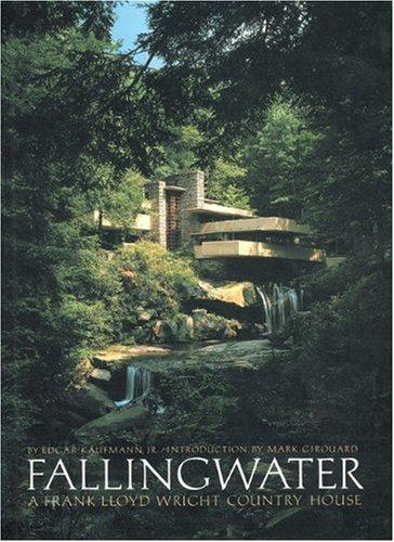 FRANK LLOYD WRIGHT FALLINGWATER      GEB: Frank Lloyd Wright Country House