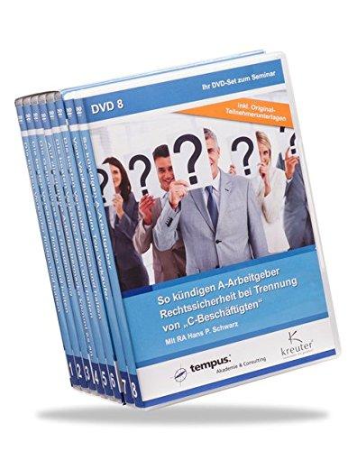 Die besten Verkäufer finden und halten - DVD-Set inkl. 8 DVD's