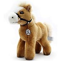 Pony SUNSHINE Pferd Haflinger Isländer mit Halfter Plüschtier von kuscheltiere.biz
