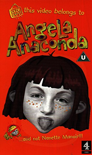 Angela Anaconda [VHS] [UK Import]