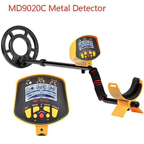 Dailyinshop Detector Metales subterráneo Profesional