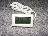 Digital Thermometer Hygrometer für z.B. Terrarium Inkubator, Brutmaschine usw.