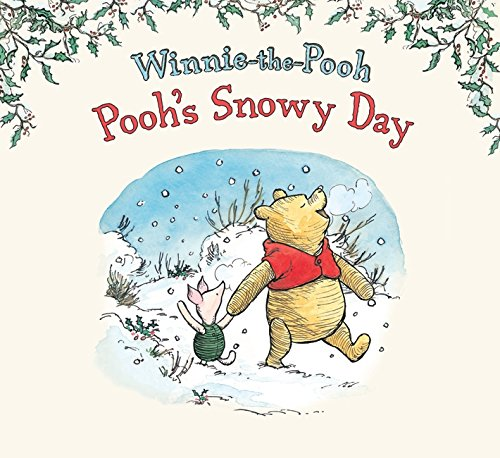 Pooh's snowy day.