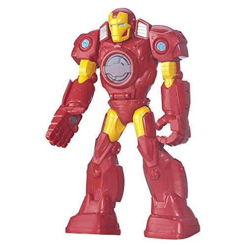 Playskool Heroes – Marvel – Super Hero Adventures – Mech Armour Iron Man – 1 Action Spielfigur 29 cm