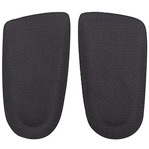 footinsole Half Elevator Insoles or Shoe Lifts – Increase ½
