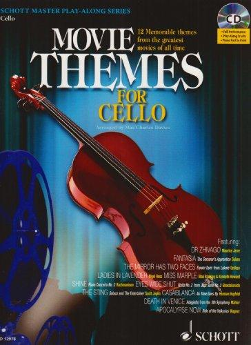 Movie themes +CD (schott master play-alo...