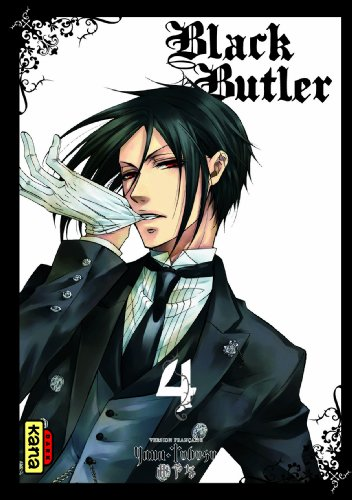 Black Butler Edition simple Tome 4