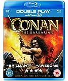 Conan the Barbarian - Double Play (Blu-ray + DVD)