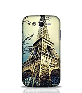 Covers Online for Samsung Galaxy Grand Eiffel Tower In Paris 2 Back Cover for Lenovo Multicolor