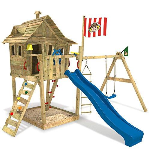 Spielhaus mit Sandkasten Monkey Island von WICKEY