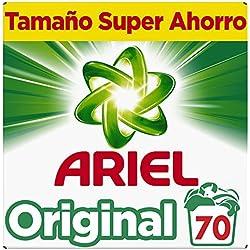 Ariel Original Detergente en Polvo 4,550kg - 70Lavados