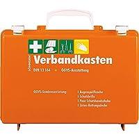 SÖHNGEN® GGVS/KFZ-Verbandkasten SN-CD, orange, mit Din 13164 + GGVS Ausrüstung, mit PRÜFPLAKETTE preisvergleich bei billige-tabletten.eu