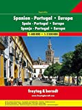 Spanien - Portugal Superatlas 1:400.000 - Freytag-Berndt und Artaria