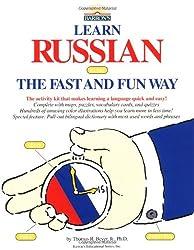 Learn Russian the Fast and Fun Way (Fast & Fun Way)