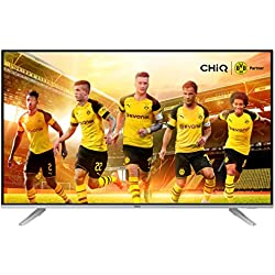 Smart TV 50''LED, CHiQ U50G5SF, UHD,4k, HDR10, WiFi, Youtube, Netflix, Dolby Digital Digital, HDMI 2.0, Triple Tuner