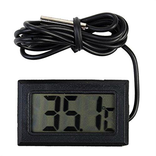 lihou Digital Temperatur Messgerät mit Fernbedienung Temp Sensor Thermometer für Kühlschränke Gefrierschränke