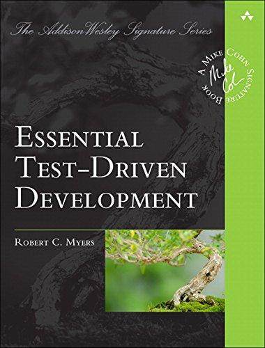 Preisvergleich Produktbild Essential Test-Driven Development