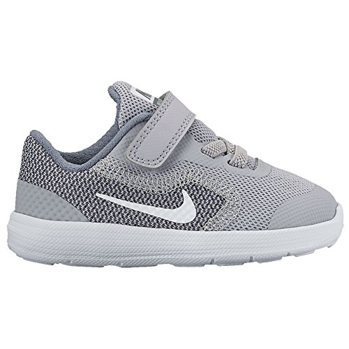 Nike Jungen Revolution 3 Tdv Sneakers WOLF GREY/WHITE-COOL GREY
