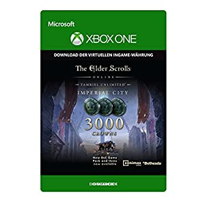 The Elder Scrolls Online Tamriel Unlimited Edition 3,000 Kronen [Xbox One – Download Code]