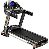 Powermax Fitness TDA-330 (3.0 Hp) Motorized Treadmill with Auto Incline