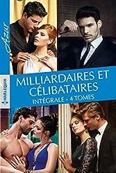 Milliardaires et célibataires - Intégrale 4 tomes (Azur)