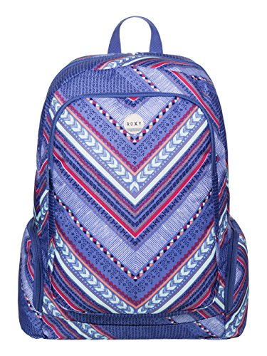 roxy-donna-zaino-rucksack-alright-backpack-viola-ax-vertical-arrow-combo-chambr-46-x-33-x-17-cm-25-l