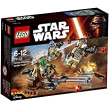 LEGO Star Wars - Pack de combate rebelde, multicolor (75133)