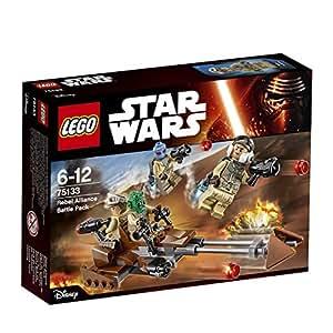 LEGO - Star Wars 75133 Battle Pack Ribelli