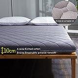 Nclon Verdicken sie Atmungsaktive Schwamm Matratze,Tatami-matten Mat Kissen Für Person Doppelzimmer Student Schlafsaal Boden-D 90x200cm(35x79inch)