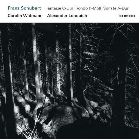 Fantasie C-Dur - Rondo H-Moll - Sonate A-Dur