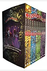 Cirque Du Freak Series - Complete 12 Book Collection - Killers of the Dawn, Lord of the Shadows, Trials of Death, Sons of Destiny, Living Nightmare, Vampire's Assistant, Tunnels of Blood, Vampire Prince, Hunters of the Dusk Paperback
