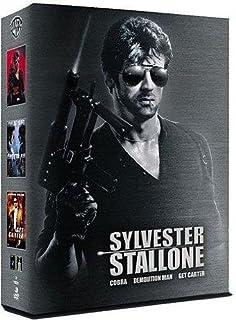 Sylvester Stallone - Coffret - Cobra + Demolition Man + Get Carter