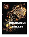 13th Age: Character Sheets