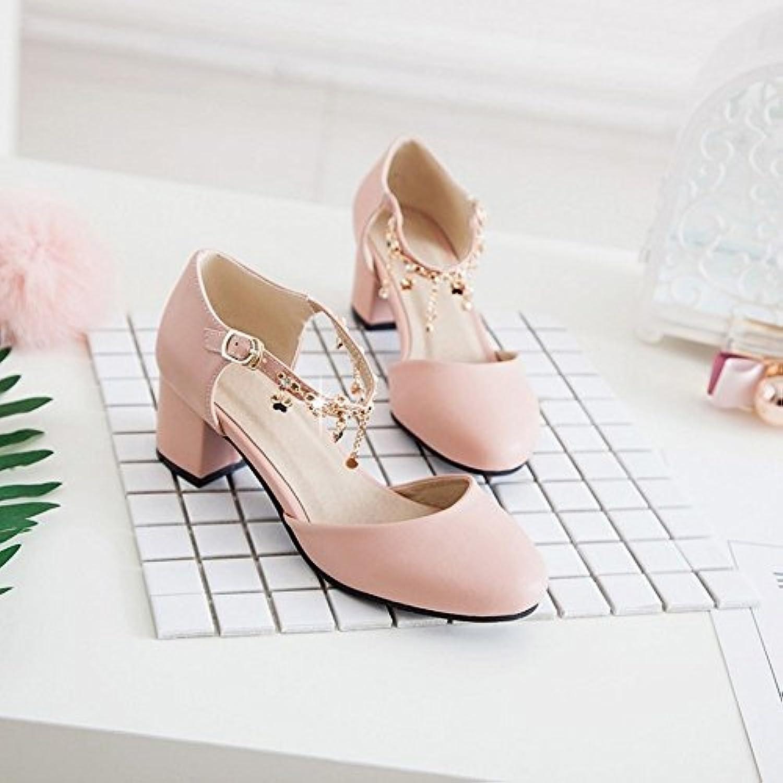 BAJIAN-LI BAJIAN-LI BAJIAN-LI Alta heelsdonna sandali estivi di Peep toe scarpe basse Ladies Flip Flop sandali scarpe | Ammenda Di Lavorazione  20987f