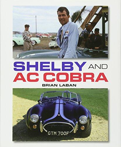 Shelby and AC Cobra por Brian Laban